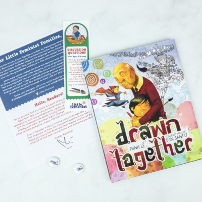 Little Feminist Book Club February 2019 Subscription Box Review + Coupon – 3-7 YEARS OLD