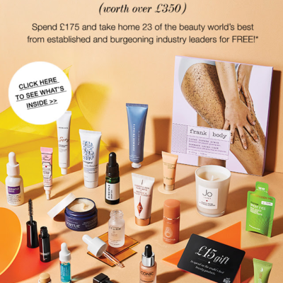 Cult Beauty Founders Goody Bag GWP Available Now + Full Spoilers!