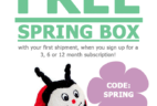 Rescue Box Spring 2019 Sale: Get FREE Spring Box With 3+ Month Subscriptions!