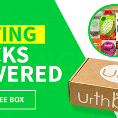 UrthBox Spring Coupon: Get $10 Off Your First Box + Free Bonus Box!
