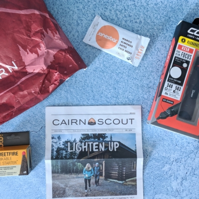 Cairn February 2019 Subscription Box Review + Coupon