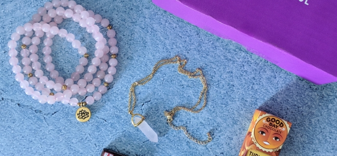 Yogi Surprise Jewelry Box February 2019 Subscription Review + Coupon