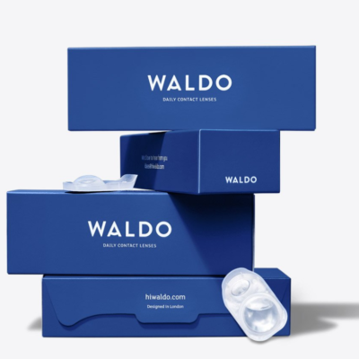 Waldo Coupon: Get 10 Pairs of Contact Lenses FREE!