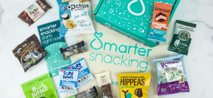 SnackSack February 2019 Subscription Box Review & Coupon – Gluten-Free