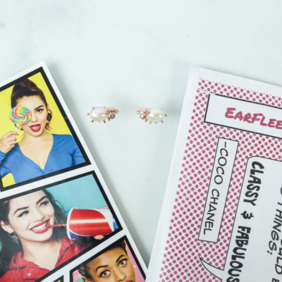EarFleek Silly & Fun February 2019 Subscription Box Review + 50% Off Coupon