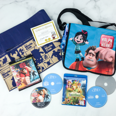 Disney Movie Club February 2019 Review + Coupon!