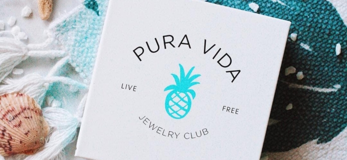 NEW Pura Vida Jewelry Club Now Open for Subscriptions!