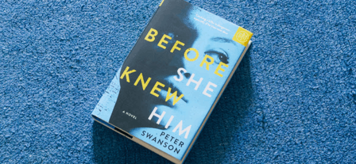 March 2019 Book of the Month Selection Time + FREE Book Coupon!