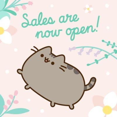 Pusheen Box Spring 2019 Box Sales Open!
