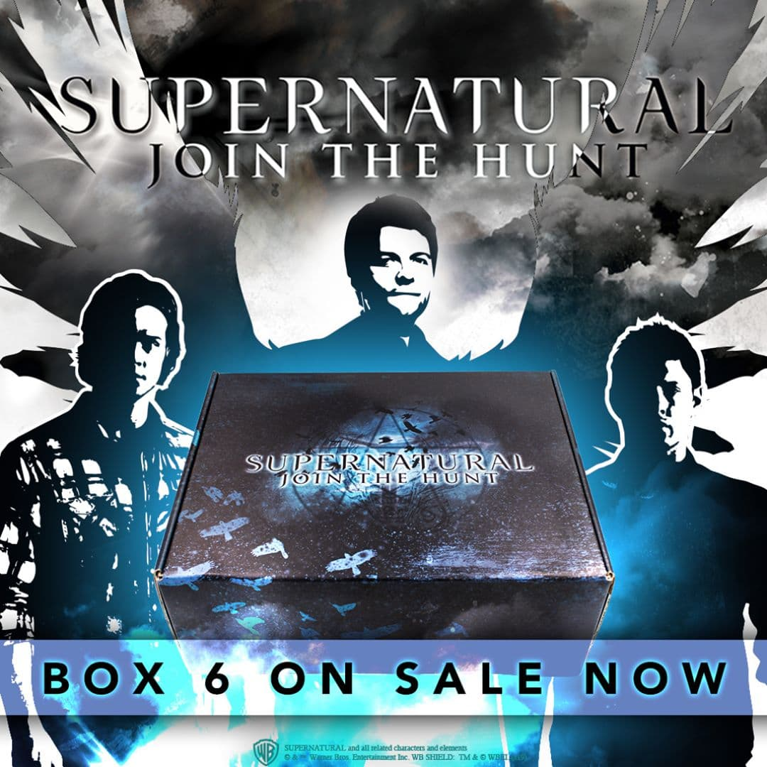 Supernatural Box Spring 2019 Spoiler #2!