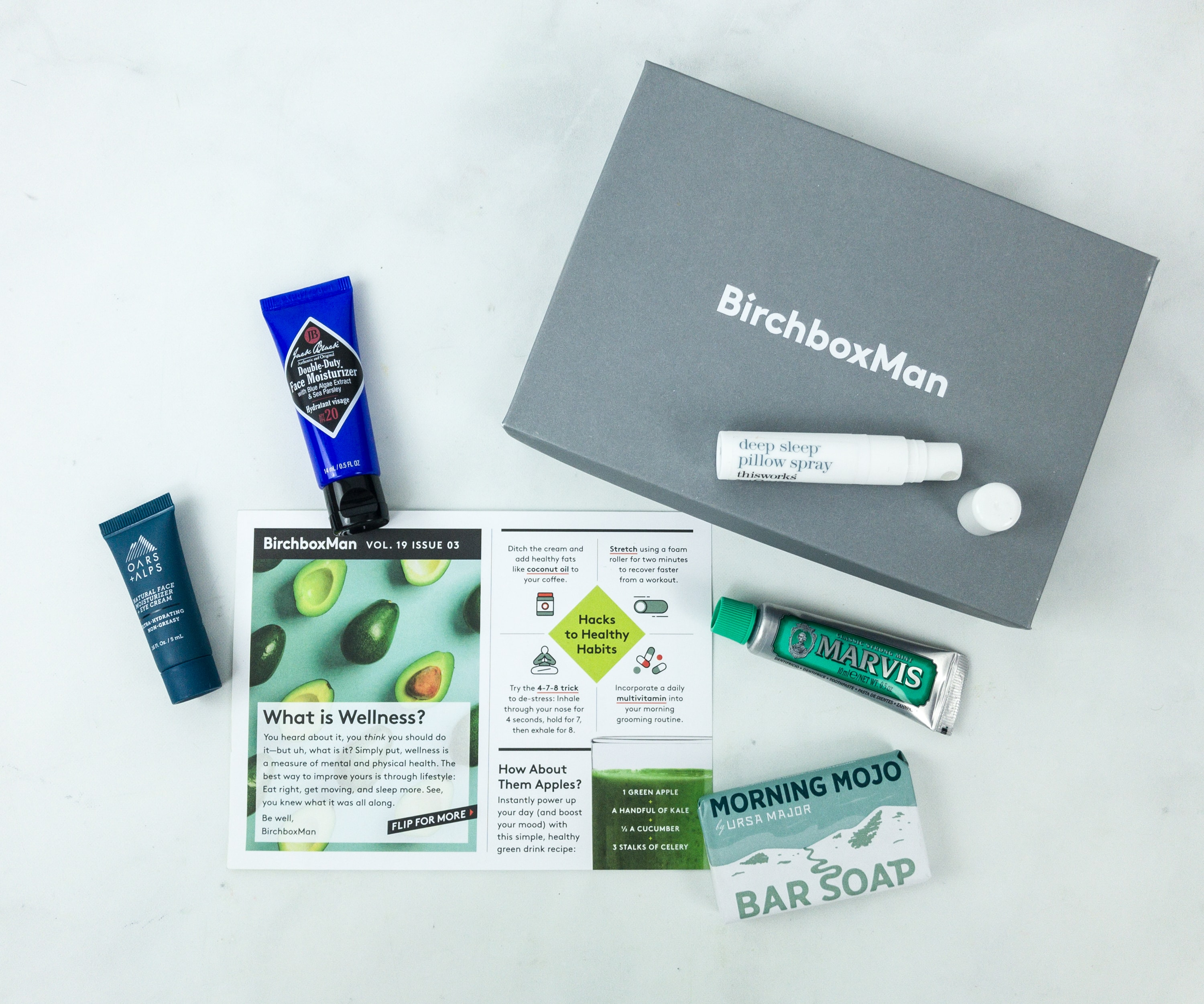 Birchbox Man March 2019 Subscription Box Review & Coupon