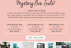Bombay & Cedar Mystery Box Available Now + Coupon!