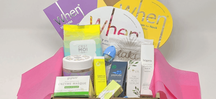 Sophie Uliano Spring 2019 Beauty Box Available Now + Full Spoilers!