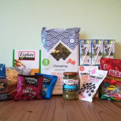 DegustaBox UK February 2019 Subscription Box Review + Coupon!