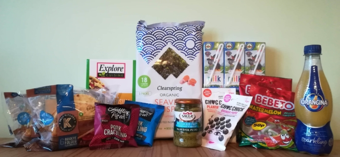 DegustaBox UK March 2019 Subscription Box Review + Coupon!