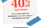 Birchbox Coupon: Get 40% Off On Kits and Sets + FREE GWP!