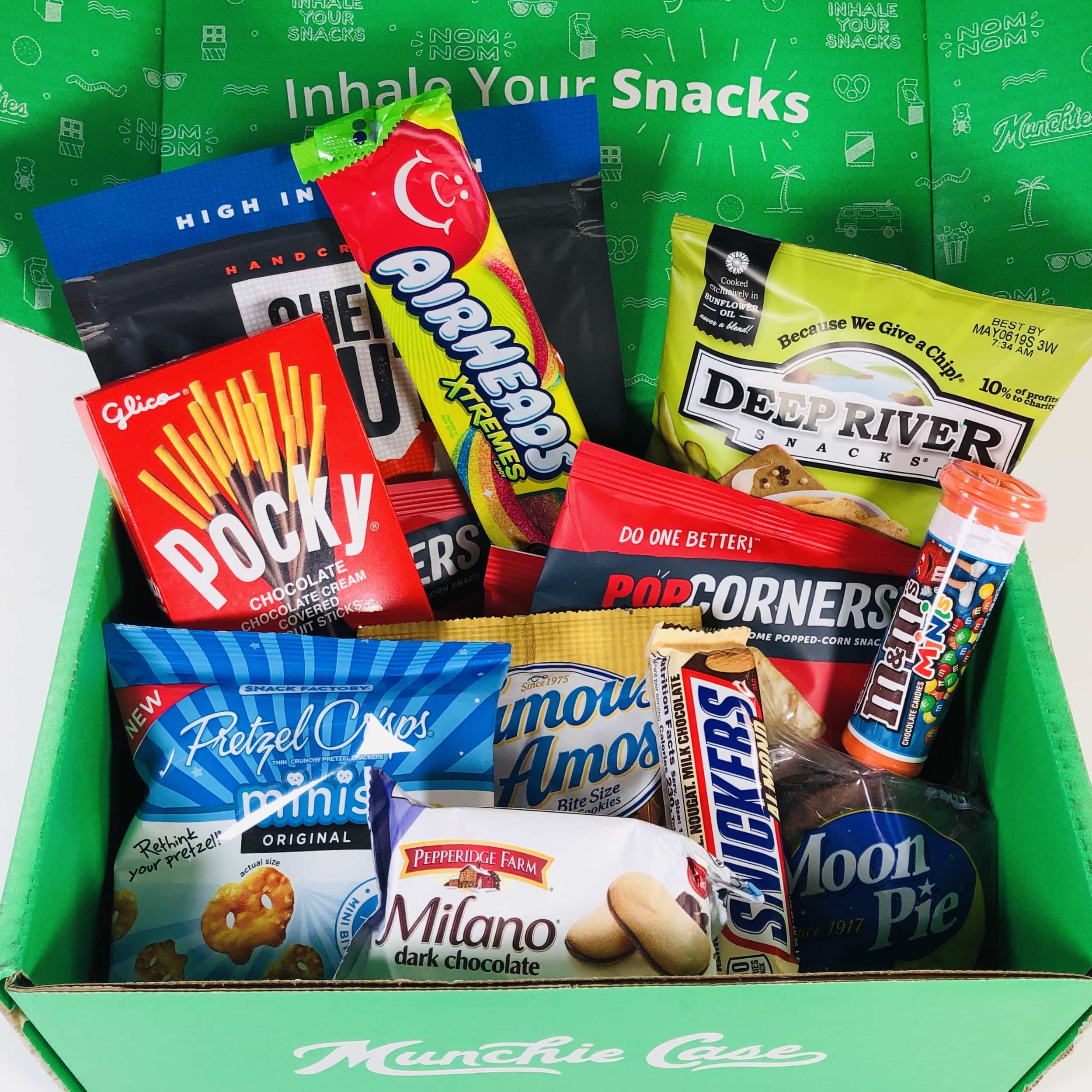 Munchie Case February 2019 Subscription Box Review
