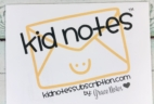 Kid Notes by Grace Notes February 2019 Subscription Box Review + Coupon