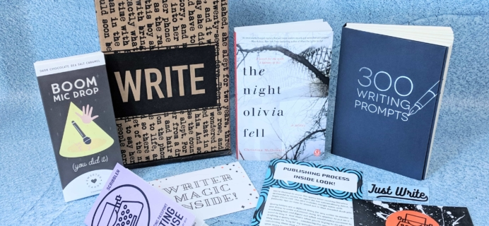 Scribbler February 2019 Subscription Box Review