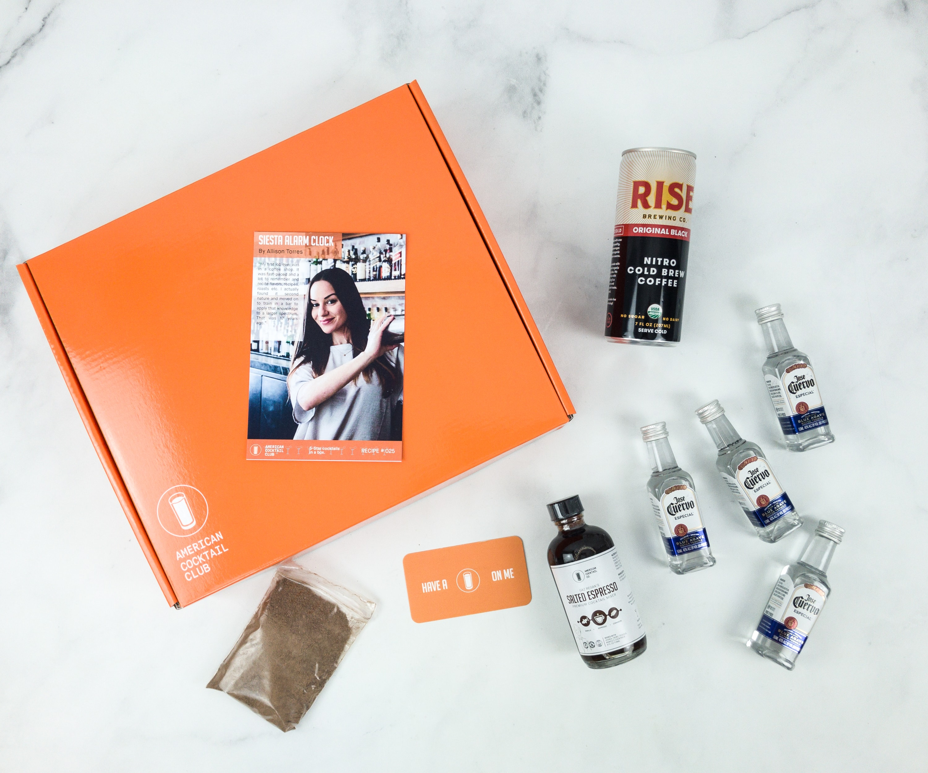 American Cocktail Club Subscription Box Review – March 2019