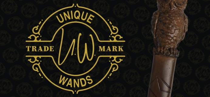New Subscription Boxes: GeekGear Wizardry Wands Available Now + Coupon!