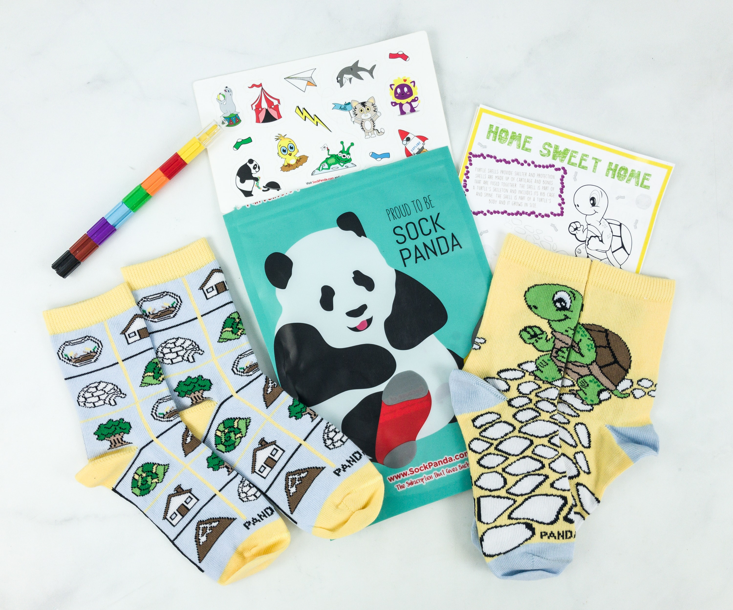 Panda Pals February 2019 Subscription Review & Coupon