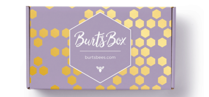 Burt's Bees 2019 Burt's Box Unwind Refresh Repeat Available Now + Full Spoilers!