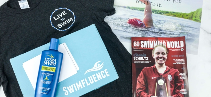 Swimfluence February 2019 Subscription Box Review