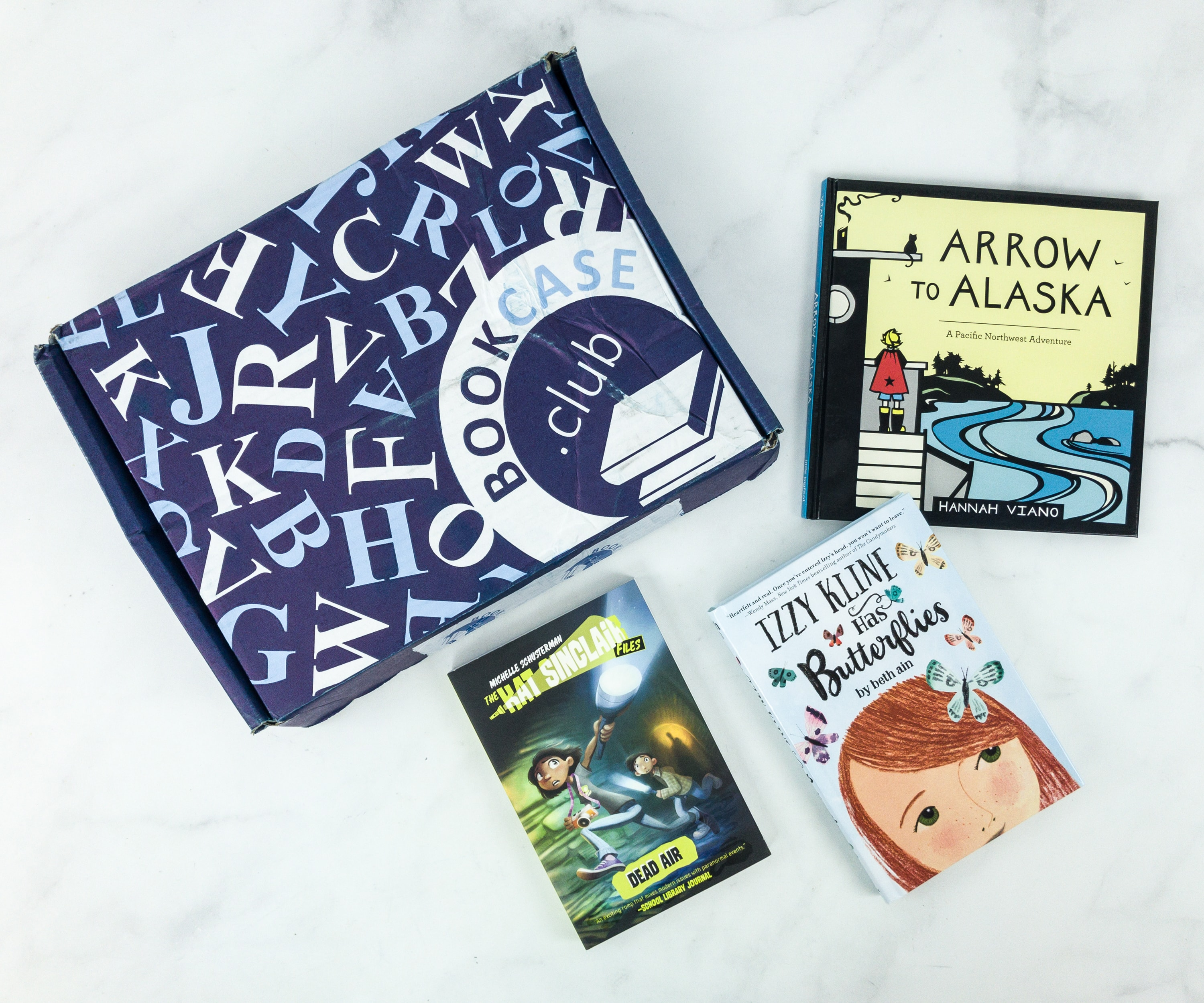 Kids BookCase Club March 2019 Subscription Box Review + 50% Off Coupon!