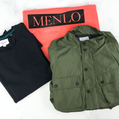 Menlo Club February 2019 Subscription Box Review + Coupon