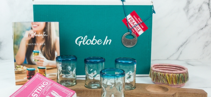 GlobeIn Artisan Box Club TASTING March 2019 Review + Coupon