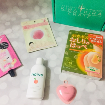 Kira Kira Crate March 2019 Subscription Box Review + Coupon