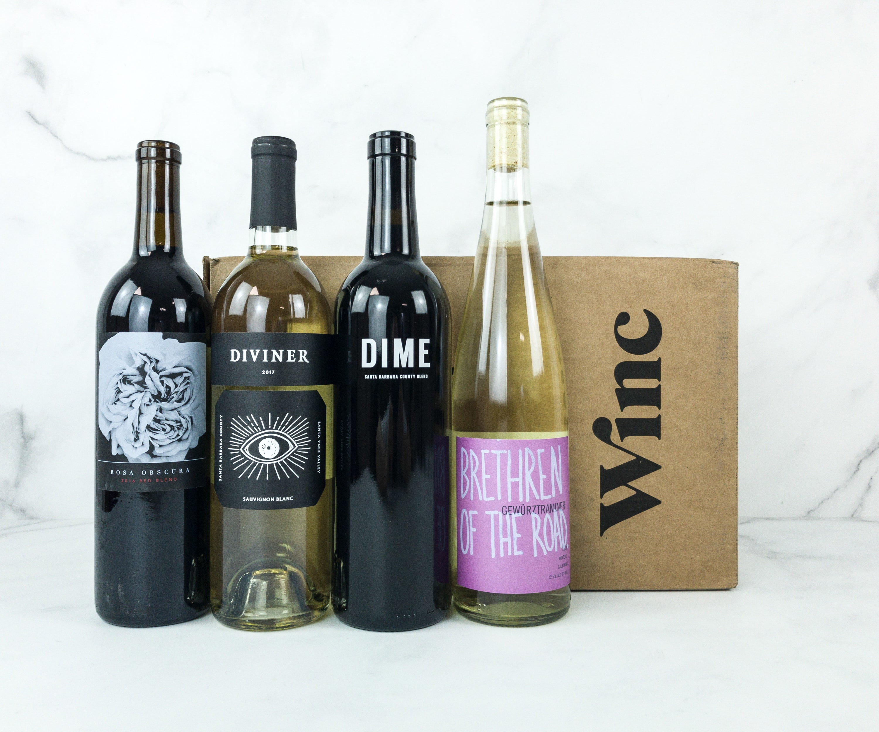 Winc March 2019 Subscription Box Review & Coupon
