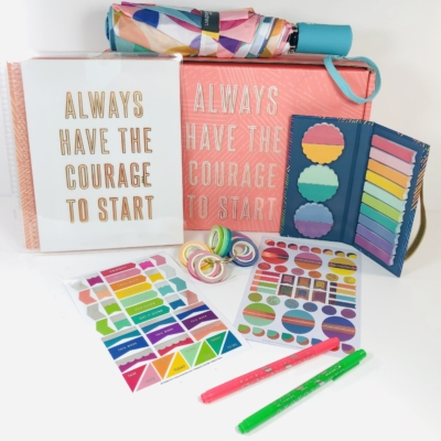 Erin Condren Seasonal Surprise Box Spring 2019 Subscription Box Review