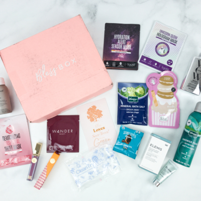 Bless Box February 2019 Subscription Box Review & Coupon