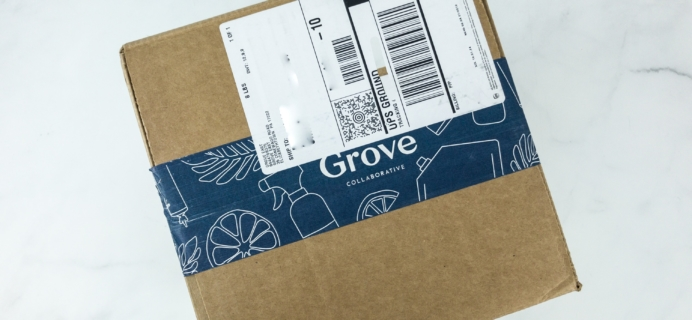 Grove Collaborative March 2019 Review & Coupon