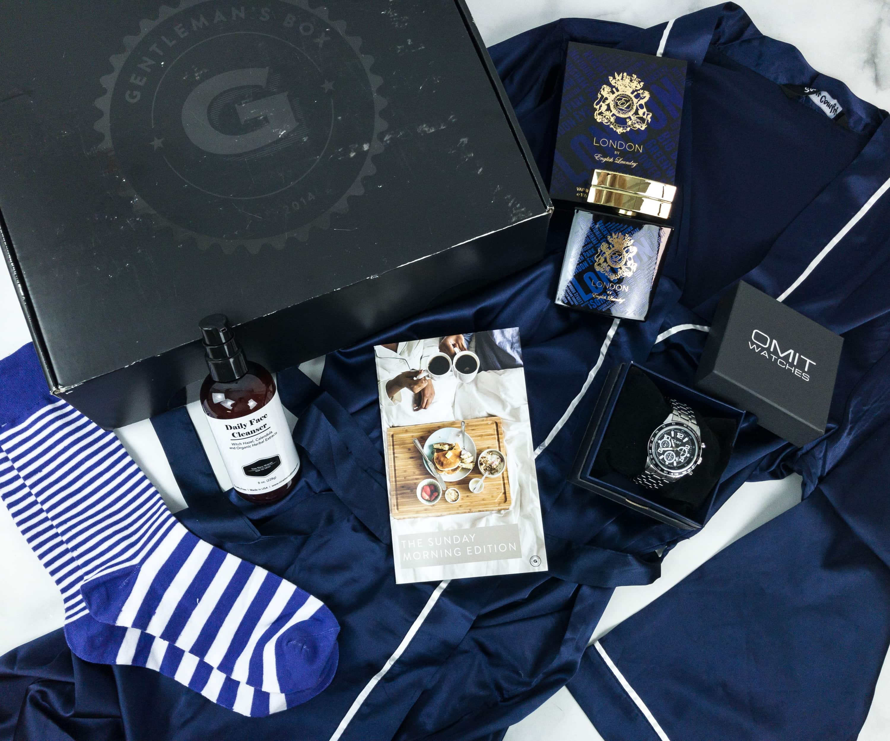 The Gentleman's Box Spring 2019 Premium Box Review + Coupon