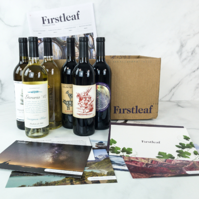Firstleaf Wine Club Coupon: Get Your First 3 Wines For $5 Each!