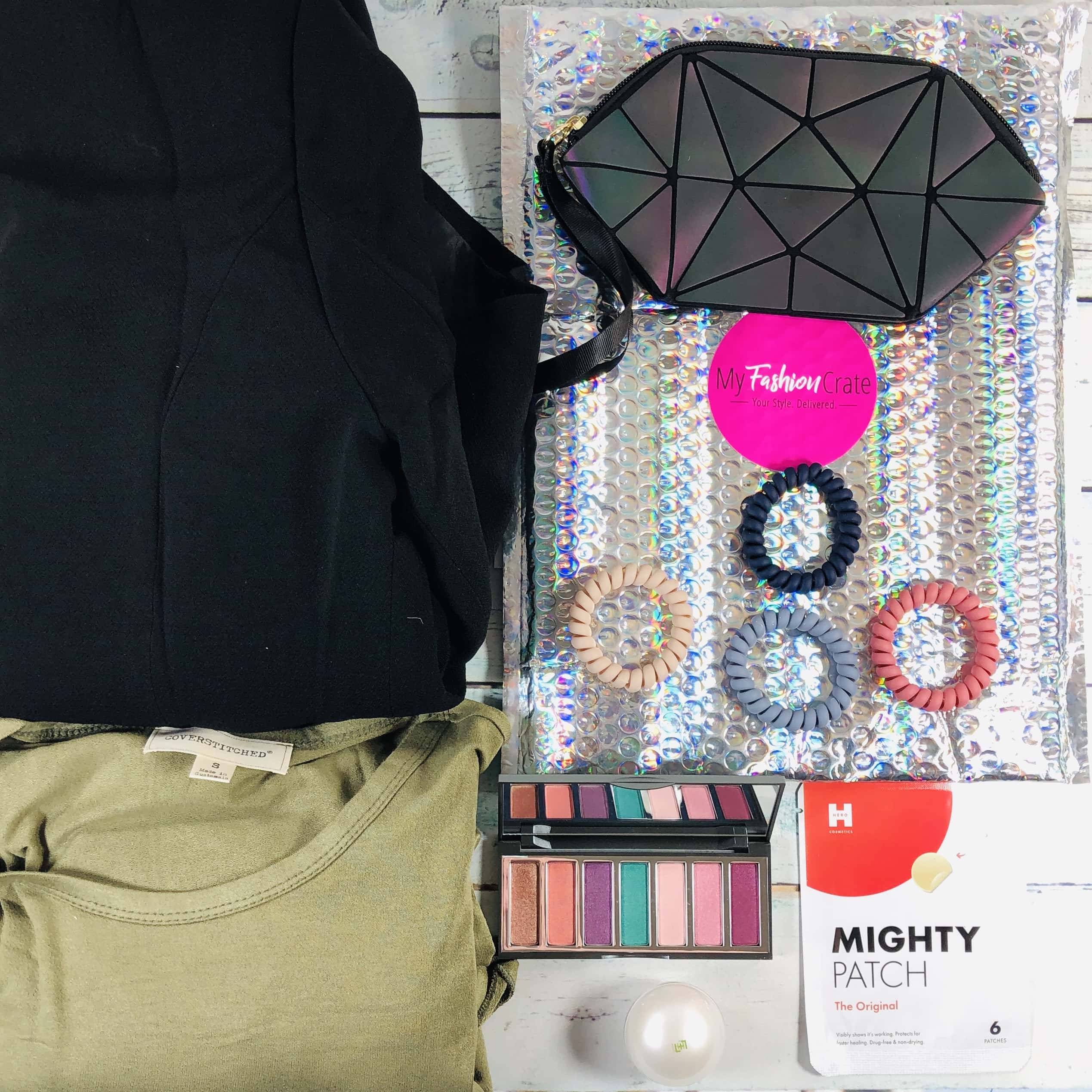 My Fashion Crate March 2019 Subscription Box Review