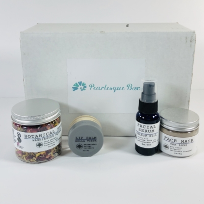 Pearlesque Box March 2019 Subscription Box Review + Coupon