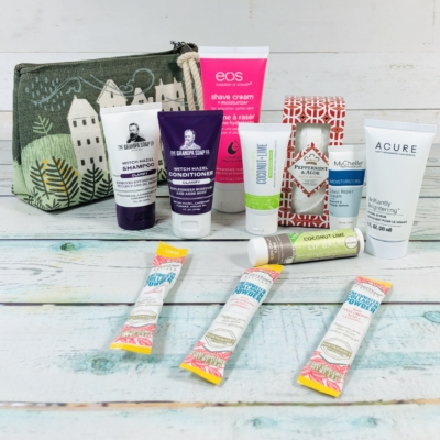 LuckyVitamin Deluxe Sample Edition Beauty Bag March 2019 Subscription Box Review + Coupon