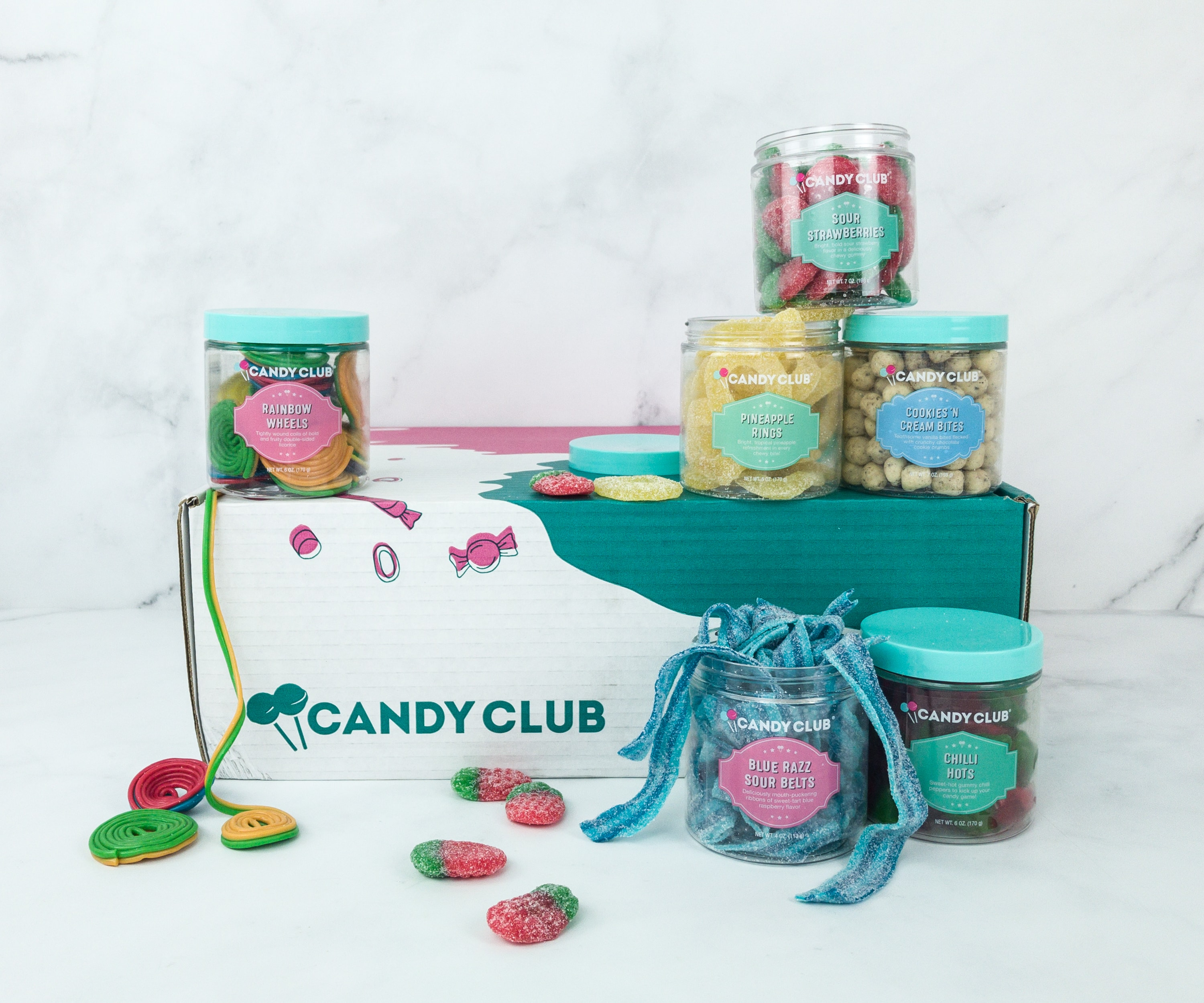 Candy Club March 2019 Subscription Box Review + Coupon