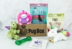 Pug Box March 2019 Subscription Box Review + Coupon!