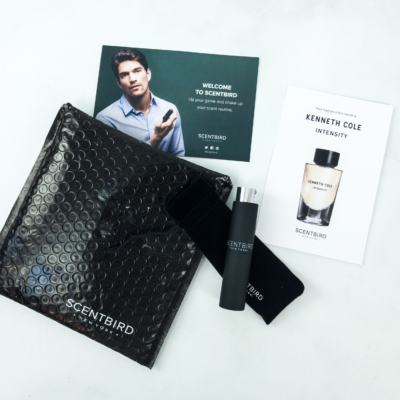 Scentbird for Men March 2019 Subscription Review & Coupon