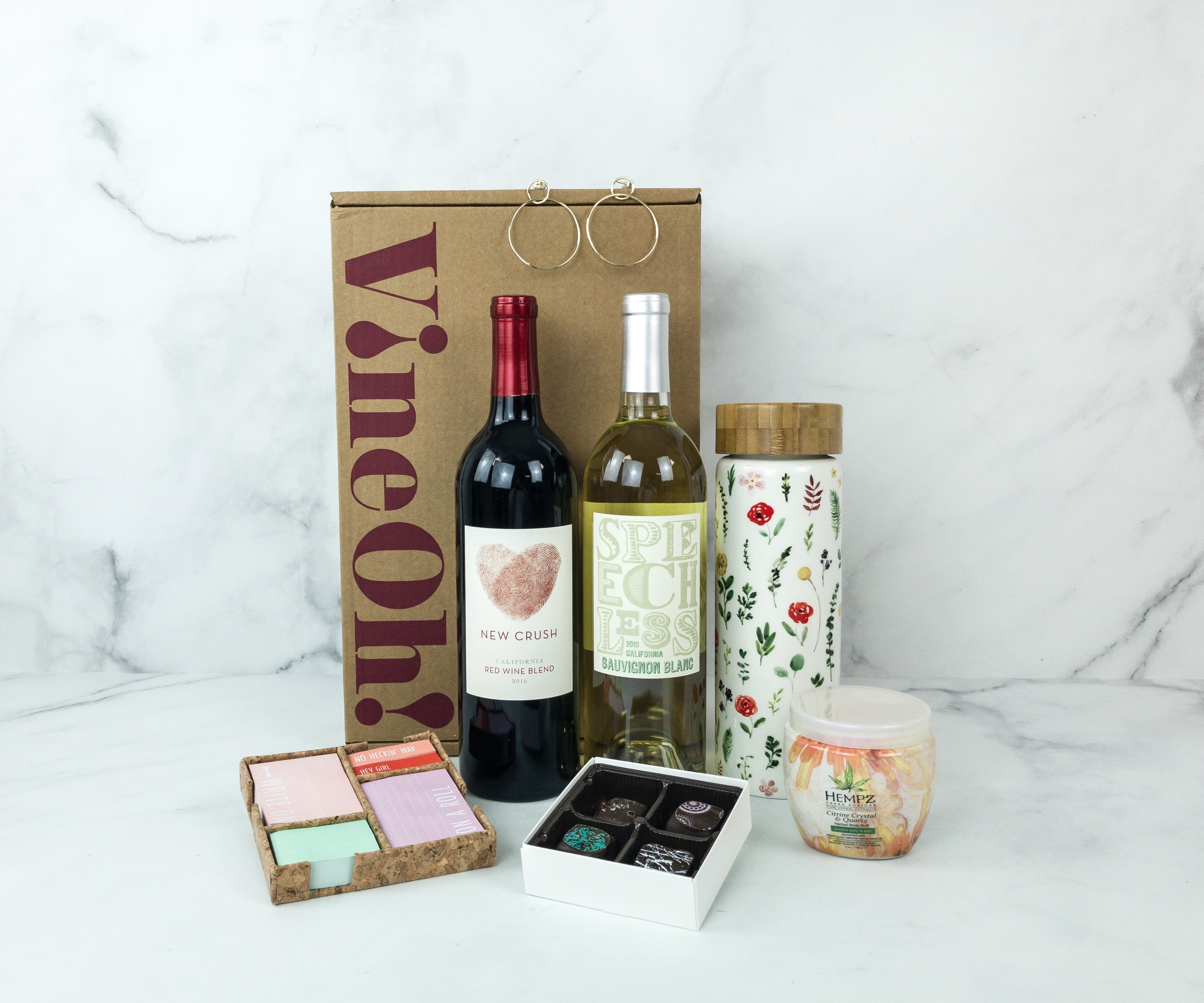 Vine Oh! Spring 2019 Subscription Box Review + Coupon
