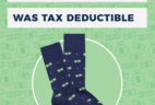 Sock Fancy Coupon: FREE Limited Edition Tax Day Socks!