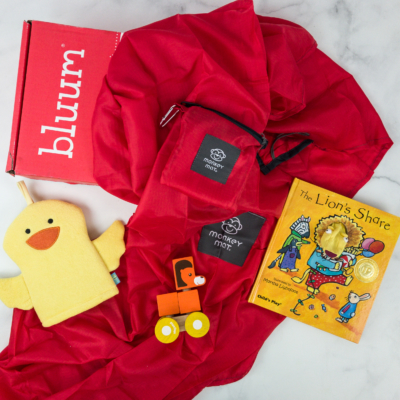 Bluum March 2019 Subscription Box Review + Coupon