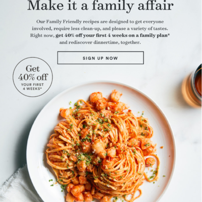 Plated Coupon: Get 40% Off!
