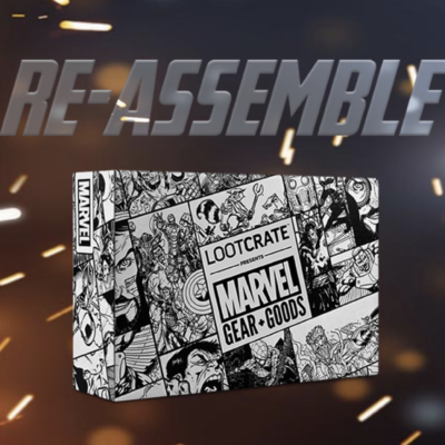 Loot Crate Marvel Gear + Goods May 2019 Theme Spoilers + Coupon!
