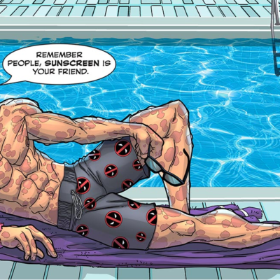 Deadpool Club Merc March Summer 2019 Theme Spoilers!
